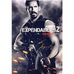 Expendables 2 Scott Adkins Signed Photo