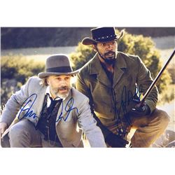 Django Jamie Foxx Signed Photo