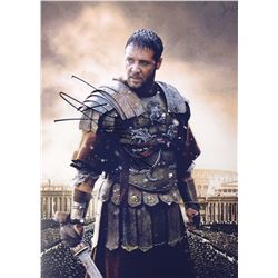 Gladiator Russell Crowe Signed Photo