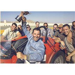 Ford V Ferrari Christian Bale Signed Photo