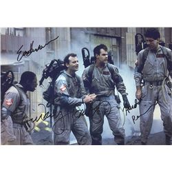 Ghostbusters Bill Murray Signed Photo