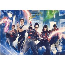 Ghostbusters 2016 Signed Photo