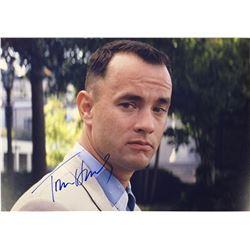 Forrest Gump Tom Hanks Signed Photo