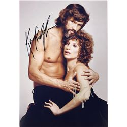 A Star Is Born 1976 Signed Photo