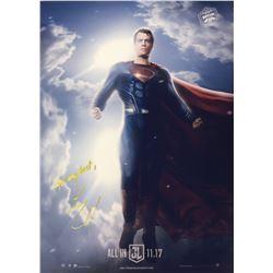Superman Henry Cavill Signed Photo
