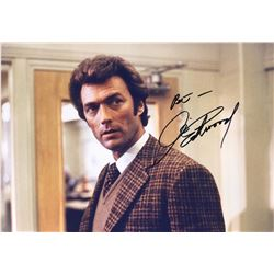 Dirty Harry Clint Eastwood Signed Photo