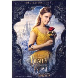 Beauty and the Beast Signed Photo