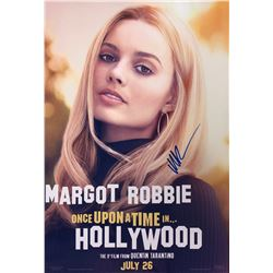 Once Upon A Time in Hollywood Signed Photo