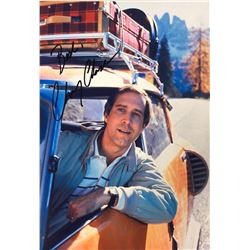 Chevy Chase Signed Photo