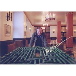 Shining Jack Nicholson Signed Photo