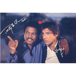 Star Wars Harrison Ford Signed Photo