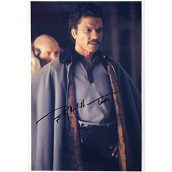 Star Wars Billy Dee Williams Signed Photo