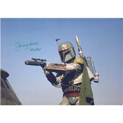 Star Wars Jeremy Bulloch Signed Photo