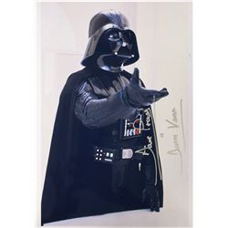 Star Wars Dave Prowse Signed Photo