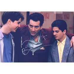 Goodfellas Robert De Niro Signed Photo