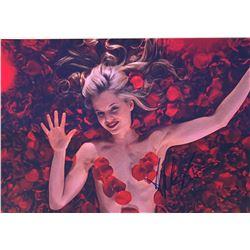 American Beauty Mena Suvari Signed Photo