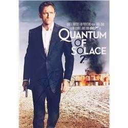 James Bond 007 Daniel Craig Signed Photo