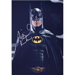 Batman Michael Keaton Signed Photo