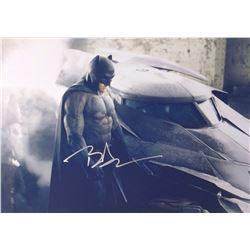 Batman Ben Affleck Signed Photo