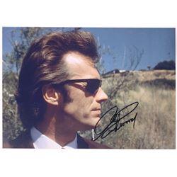 Clint Eastwood Signed Photo