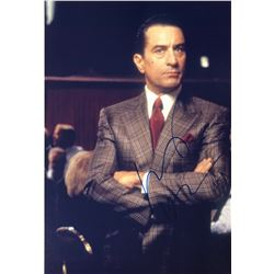 Casino Robert De Niro Signed Photo