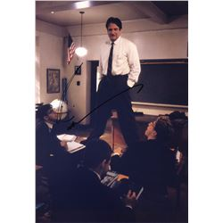 Dead Poets Society Robin Williams Signed Photo