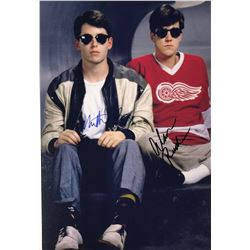Ferris Buellers Day Off Signed Photo