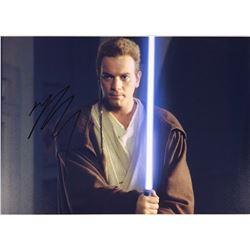 Star Wars Phantom Menace Signed Photo