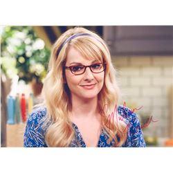 Big Bang Theory Signed Photo