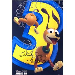 Toy Story 3 Signed Photo