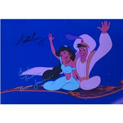 Aladdin Scott Weinger Signed Photo