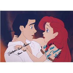 Little Mermaid Jodi Benson Signed Photo