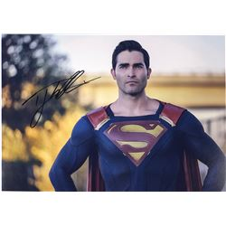 Supergirl Tyler Hoechlin Signed Photo