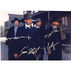 Tombstone Signed Photo