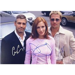 Ocean 12 George Clooney Signed Photo