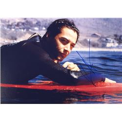 Point Break Keanu Reeves Signed Photo