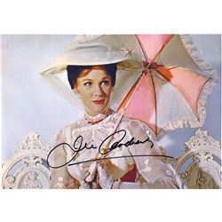 Mary Poppins Juliet Andrews Signed Photo