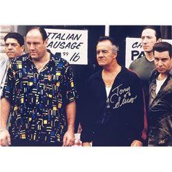 Sopranos James Gandolfini Signed Photo