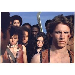 Warriors Michael Beck Signed Photo