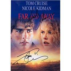 Far and Away Signed Photo