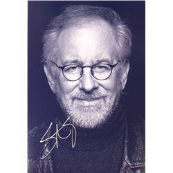 Steven Spielberg Signed Photo