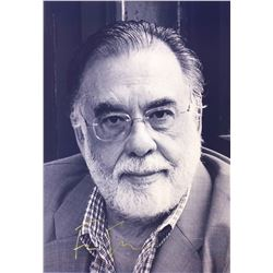 Francis Ford Coppola Signed Photo