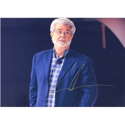 George Lucas Signed Photo