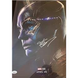 Karen Gillan Autographed Signed Photo