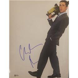 Christian Bale Autographed Signed Photo