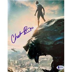 Chadwick Boseman Autographed Signed Photo