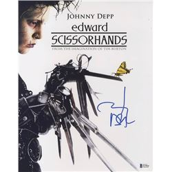 Johnny Depp Autographed Signed Photo