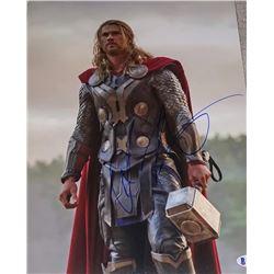 Chris Hemsworth Autographed Signed Photo