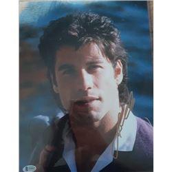 John Travolta Autographed Signed Photo