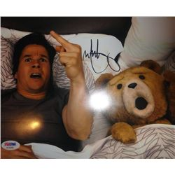 Mark Wahlberg Autographed Signed Photo